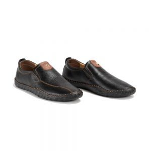Giày Lười Ochitsuki - Màu Đen